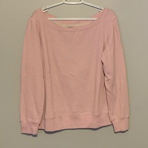 2 for $15!! Pink Sparkly Sweater